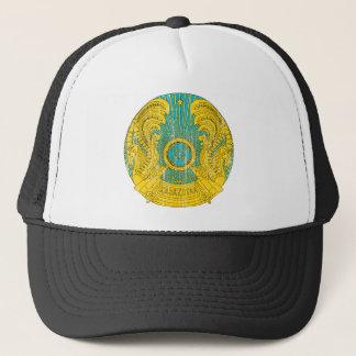 Kasachstan-Wappen Truckerkappe
