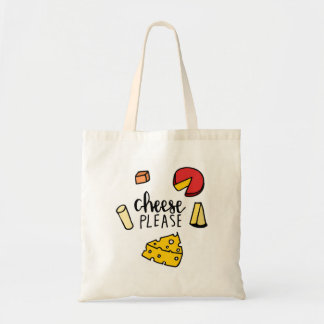 Käse bitte tragetasche