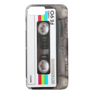 Kasettenrekorder iPhone 7 Hülle