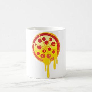 Käsige Pizza Verwandlungstasse