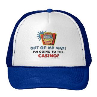 Kasino-Hut Retrokult Cap
