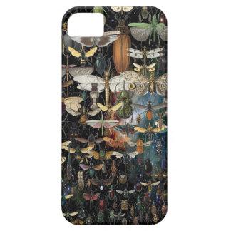 Kaskade der Insekten und der Schmetterlinge für iPhone 5 Hülle