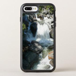 Kaskade fällt an Yosemite Nationalpark OtterBox Symmetry iPhone 8 Plus/7 Plus Hülle