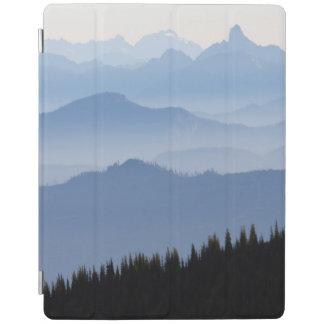 Kaskaden-Berge des Mount Rainier Nationalpark-  iPad Hülle