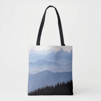Kaskaden-Berge des Mount Rainier Nationalpark-  Tasche