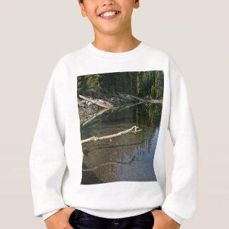 Kaskaden des Elk See-, Oregon Sweatshirt