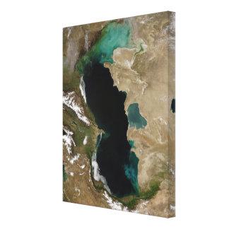 Kaspisches Meer Galerie Gefaltete Leinwand