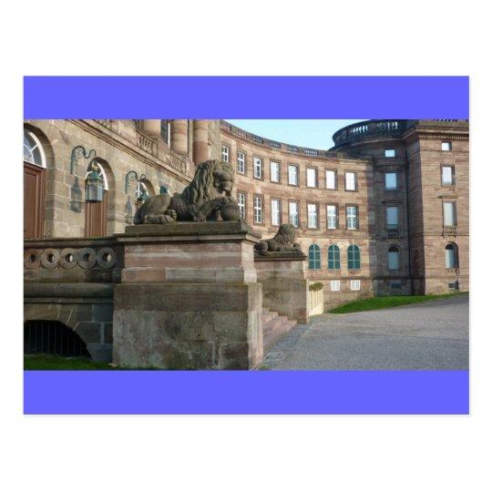 Kassel (Schloss Wilhelmshöhe) - Postcard Postkarte