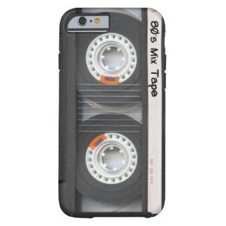 Kassette Tough iPhone 6 Hülle