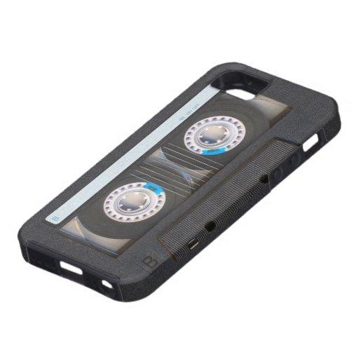 Kassette Hülle Fürs iPhone 5