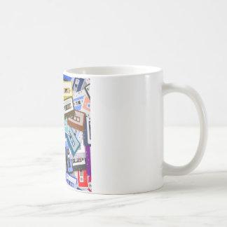 Kassetten Kaffeetasse