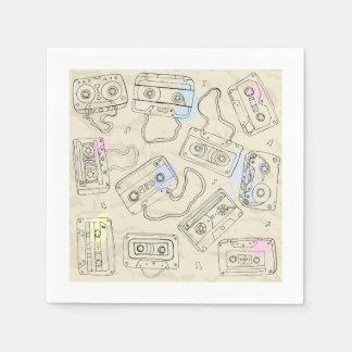 Kassetten-Papierservietten Serviette