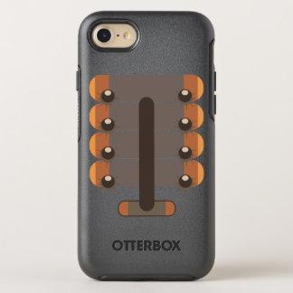 Kastanie OtterBox Symmetry iPhone 8/7 Hülle