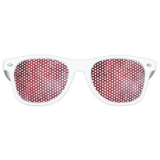 Kastanienbraune Farbe Sonnenbrille