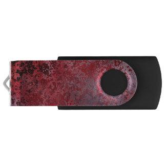 Kastanienbraune Farbe USB Stick