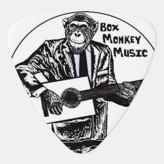 Kasten-Affe-Auswahl Plektrum