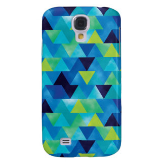 Kasten Aquarell-Kaleidoskop-Samsung-Galaxie-S4 Galaxy S4 Hülle