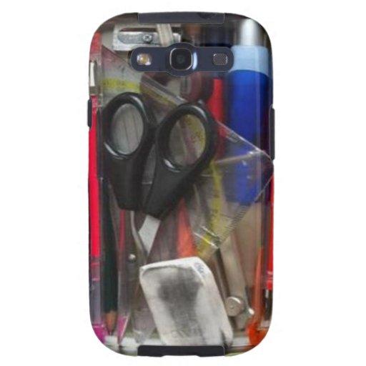 Kasten Bleistift-Kasten-Samsung-Galaxie-S Samsung Galaxy S3 Etui