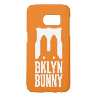 Kasten Brooklyn-Häschen-Samsung-Galaxie-S7 kaum