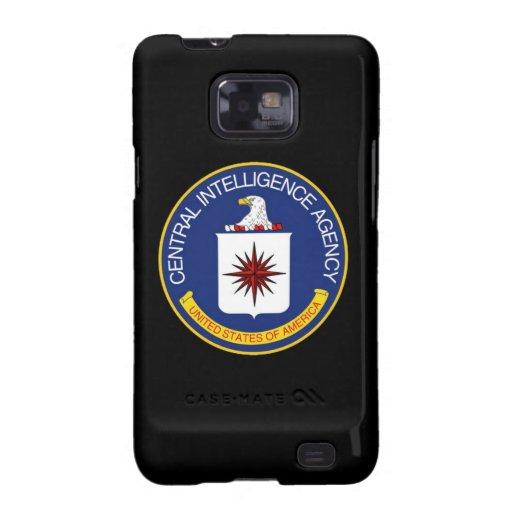 Kasten CIA Samsung Galaxie-S Samsung Galaxy SII Case