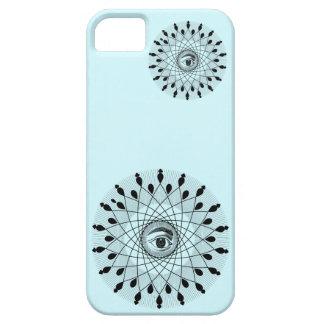 Kasten der Augen-Mandala-iphone5 Schutzhülle Fürs iPhone 5
