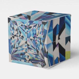 Kasten der Glasdiamant-klassischer Geschenkschachtel