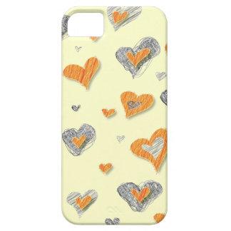 Kasten der Herz-iPhone5 iPhone 5 Etuis