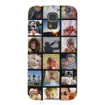 Kasten der Kunden-Foto-Collagen-Galaxie-S5 Galaxy S5 Cover
