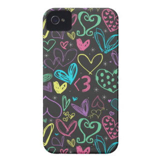 Kasten der Liebeherzen iphone4 iPhone 4 Cover