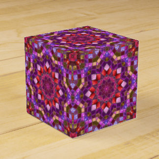 Kasten der Mosaik-klassischer Bevorzugungs-2x2 Geschenkschachtel