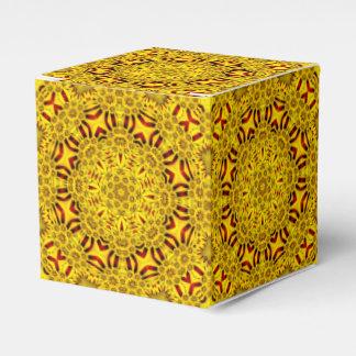 Kasten der Ringelblumen-klassischer Geschenkschachtel