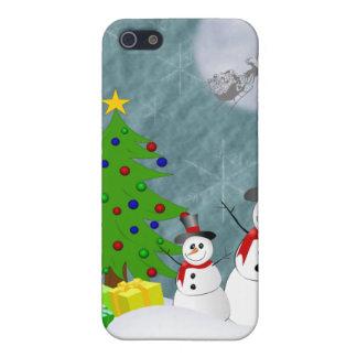 Kasten der Schneemann-iPhone4 iPhone 5 Schutzhüllen