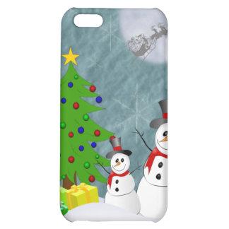 Kasten der Schneemann-iPhone4 iPhone 5C Cover