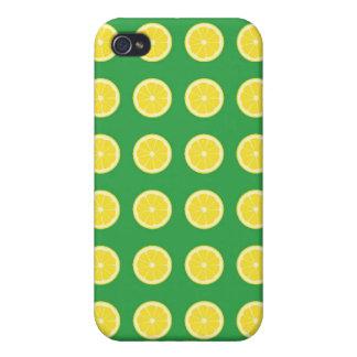 Kasten der Zitronen-iPhone4 iPhone 4/4S Cover