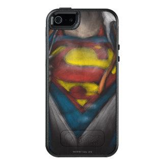 Kasten des Supermann-| decken Skizze Colorized auf OtterBox iPhone 5/5s/SE Hülle