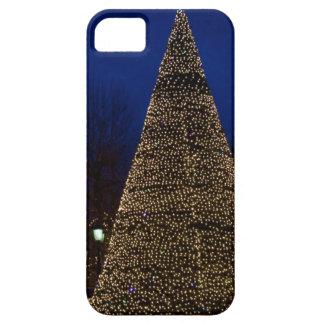 Kasten des Weihnachtsbaum-iPhone5 Etui Fürs iPhone 5