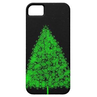 Kasten des Weihnachtsbaum-iPhone5 iPhone 5 Etuis