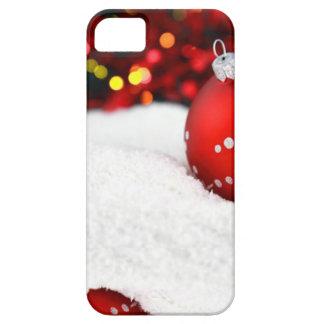 Kasten des Weihnachtsflitter-iPhone5 iPhone 5 Hüllen