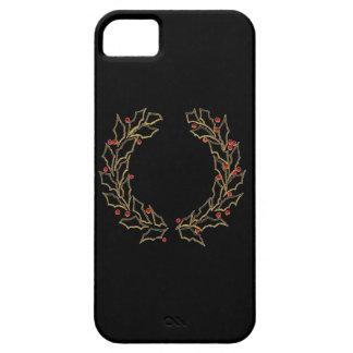 Kasten des WeihnachtsKranz-iPhone5 iPhone 5 Etui