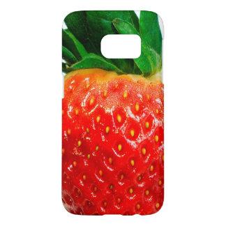 Kasten ErdbeerSamsung-Galaxie-S7