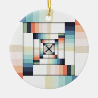 Kästen Farben Keramik Ornament