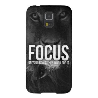 Kasten Fokus-Samsung-Galaxie-S5 Hülle Fürs Galaxy S5