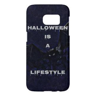 Kasten Halloween-Galaxie-S7