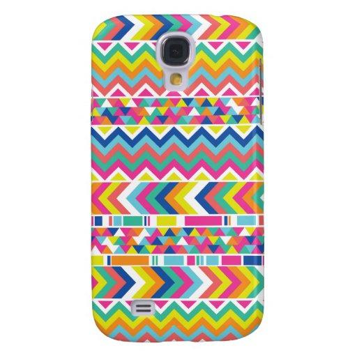 Kasten heller Spaß-Stammes- Samsung-Galaxie-S4 Galaxy S4 Hülle
