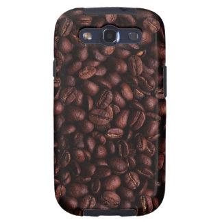 Kasten Kaffeebohne-Samsung-Galaxie-S Samsung Galaxy S3 Schutzhülle