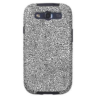 Kasten Labyrinth-Samsung-Galaxie-S Samsung Galaxy S3 Schutzhülle
