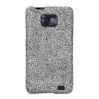 Kasten Labyrinth-Samsung-Galaxie-S Galaxy S2 Hülle