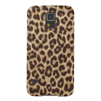 Kasten Leopard-Druck-Samsung-Galaxie-S5 Galaxy S5 Hüllen