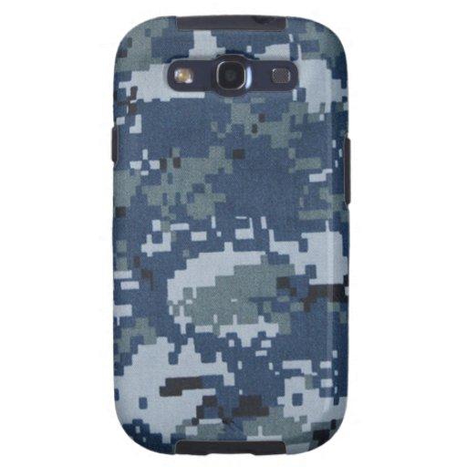 Kasten Marine-Digital-Tarnungs-Samsung-Galaxie-S Samsung Galaxy SIII Hüllen