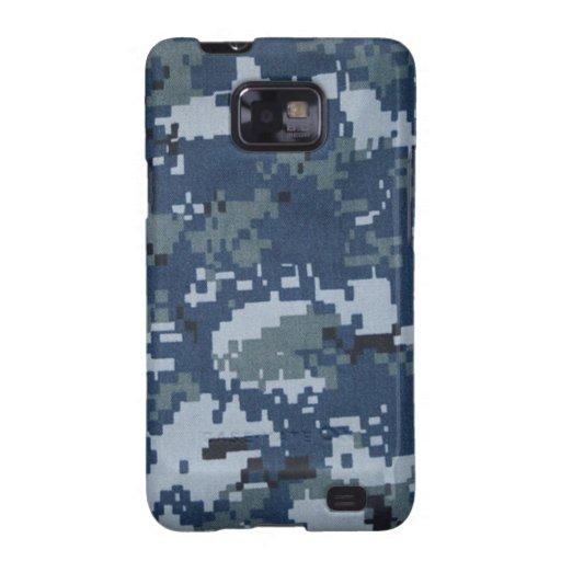 Kasten Marine-Digital-Tarnungs-Samsung-Galaxie-S Galaxy SII Cover